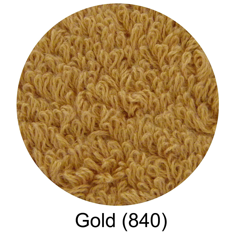 Abyss & Habidecor.- Toalla Super Pile Color Gold 840 en medida 100x150 cm: Amazon.es: Hogar