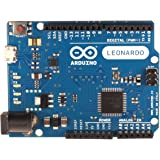 Arduino Leonardo with Headers