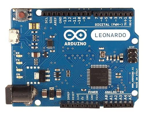 10 opinioni per Arduino Leonardo Microcontroller