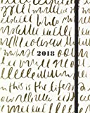 Kate Spade New York 17-Month Large Agenda Academic Calender - This is Life, 173046