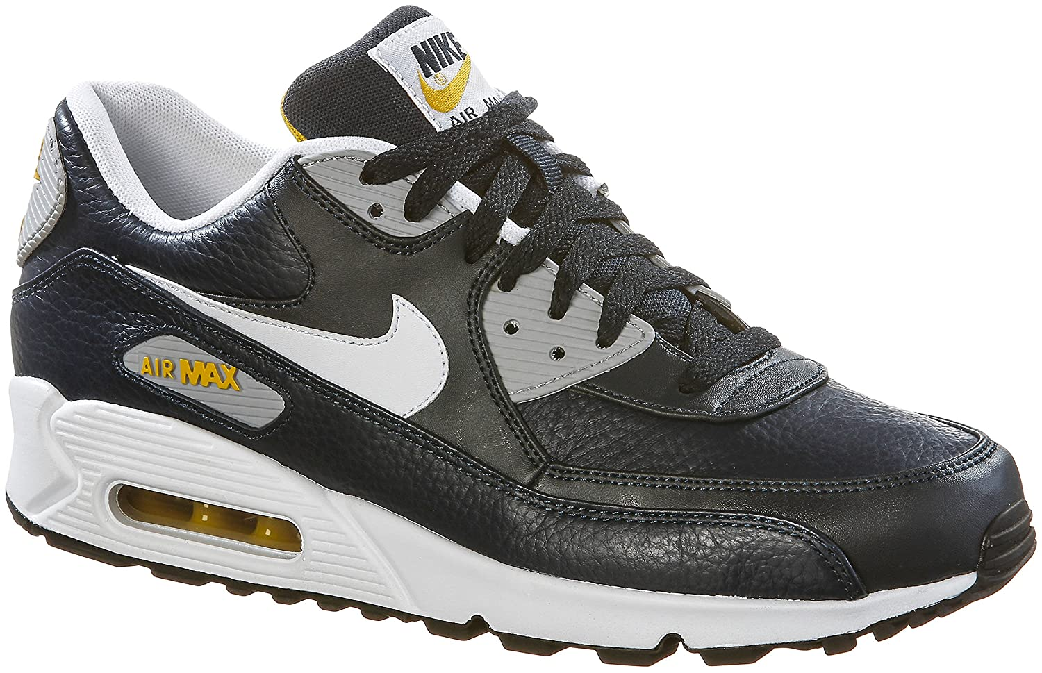 new styles 8807d 249b4 Amazon.com   Nike air max 90 LTR Mens Trainers 652980 Sneakers Shoes   Road  Running