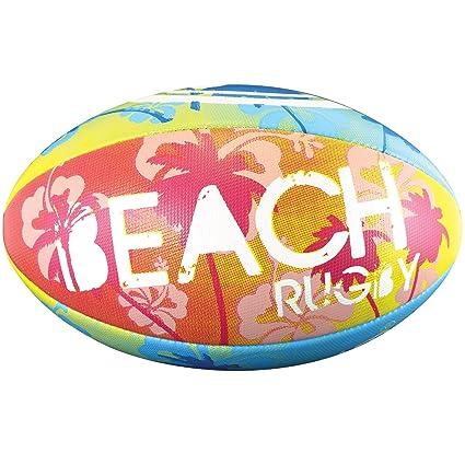 OPTIMUM Beach - Pelota de Rugby (Talla 3), Color Multicolor, Talla ...