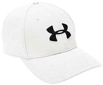 6f563a249e4 Under Armour Men s Blitzing II Stretch Fit Cap  Amazon.co.uk  Sports ...