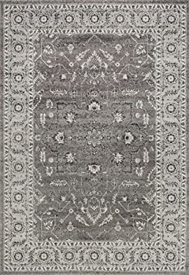 Amazon Com Nuloom Traditional Vintage Inspired Overdyed