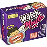 Watch Ya Mouth Bible Expansion #1, For All Mouthguard Games Card Game