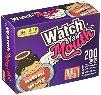photo regarding Watch Ya Mouth Printable Phrases referred to as Check out Ya Mouth Bible Growth