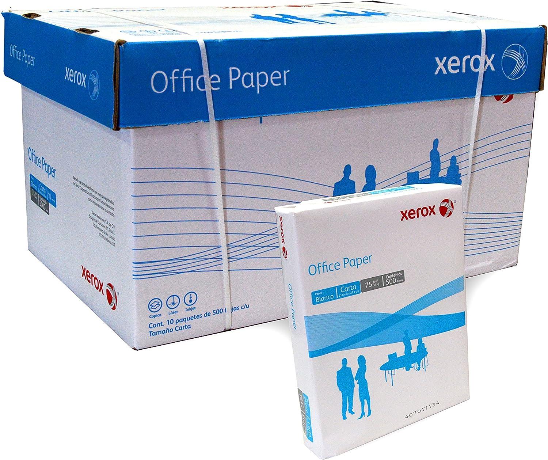 resma de papel bond tamaño carta 5000 hojas