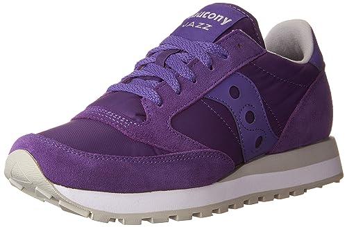 Saucony Jazz Original - 1044-392 - Purple Violet -  Amazon.it  Scarpe e  borse ebd1acc70ba