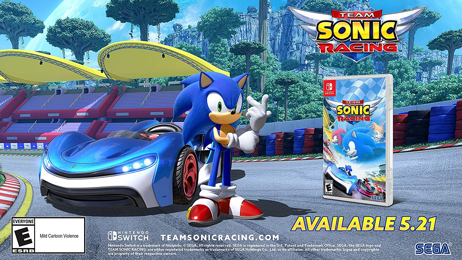 UK Daily Deals: Xbox Live Gold for 6 Months with 1000 Apex Legends Coins under £15, Team Sonic Racing from £14.99