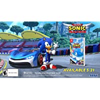 Team Sonic Racing - Nintendo Switch - Standard Edition