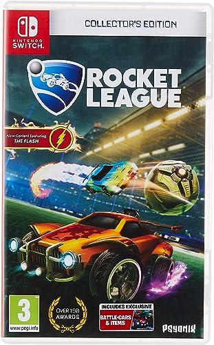Rocket League Collectors Edition - Nintendo Switch [Importación inglesa]: Amazon.es: Videojuegos