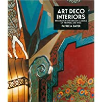 Art Deco Interiors: Decoration and Design Classics of the 1920s and 1930s (English and Spanish Edition)