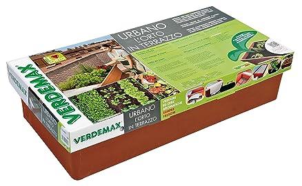 Verdemax - Urbano Vaso Contenitore Orto: Amazon.it: Giardino e ...