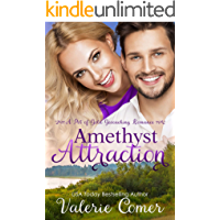 Amethyst Attraction: an opposites-attract workplace romance (Pot of Gold Geocaching Romance Book 4)