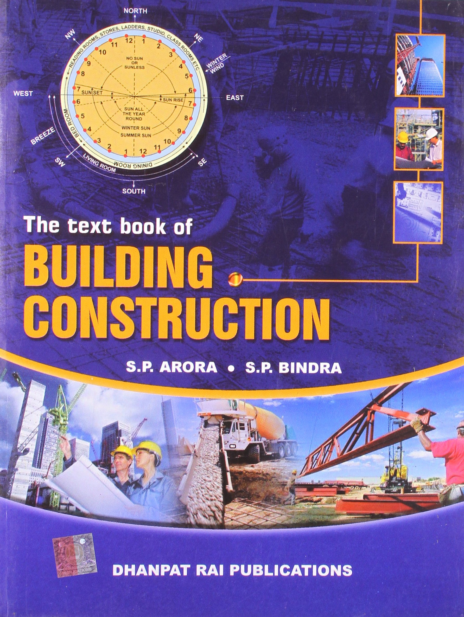 A Text-Book of Building Construction: Amazon in: Arora