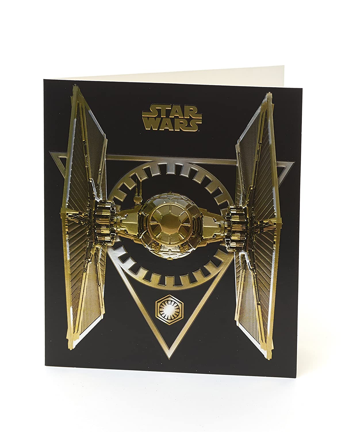 Disney Star Wars Birthday Card