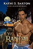 Randal: Calhoun Men—Erotic Paranormal Wolf Shifter Romance