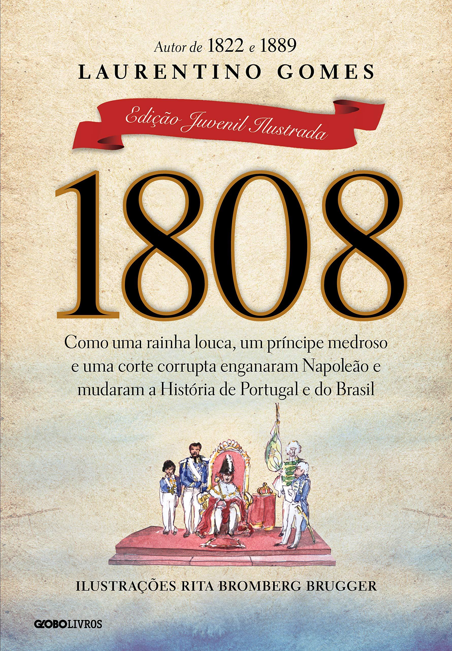 Amazon.com: 1808 (Em Portuguese do Brasil) (9788525060914 ...
