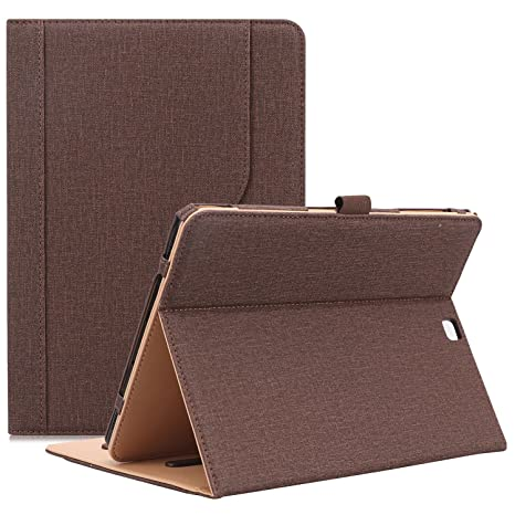 info for 0cedb 8d1c0 ProCase Galaxy Tab S2 9.7 Case, Stand Folio Cover Case for Galaxy Tab S2  Tablet (9.7 Inch, SM-T810 T815 T813) -Chocolate