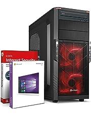 Ultra 8-Core DirectX12 PC Gamer - Unité Centrale Gaming FX 8300 8x4.20 GHz Turbo - Radeon RX 460 2Go DDR5-128Go SSD - Stockage 500Go HDD - Mémoire RAM 8Go DDR3 – Win.10 - Lecteur/GraveurDVD±RW #5825