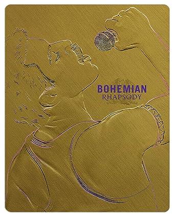 Bohemian Rhapsody Steelbook Blu Ray Limited Edition Amazonde Dvd