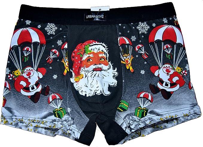 christmas boxer shorts uk