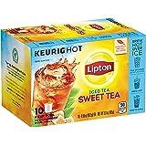Lipton Iced k-cup tea, Sweet Tea, 10 ct