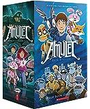 Amulet #1-7 Box Set by Kazu Kibuishi (2016-10-25)