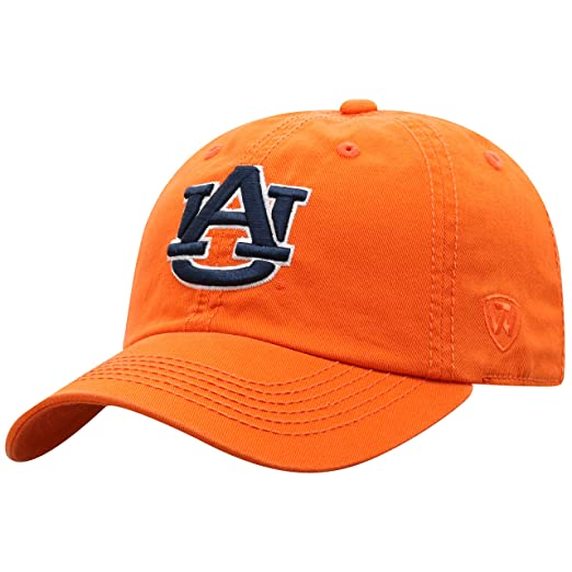 detailed look 63a1b be46d NCAA Auburn Tigers Adult Adjustable Hat, Crimson