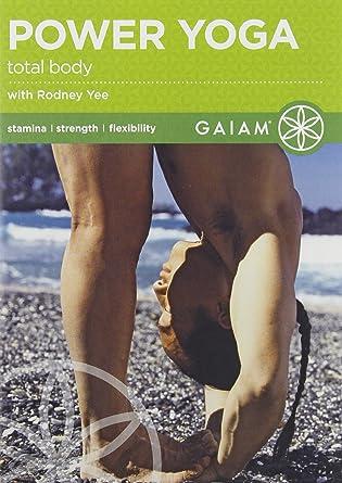 Power Yoga Total Body [DVD] [2005]