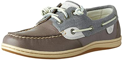 Sperry Top-Sider Women's Songfish Waxy Boat Shoe OeXxj3PYB
