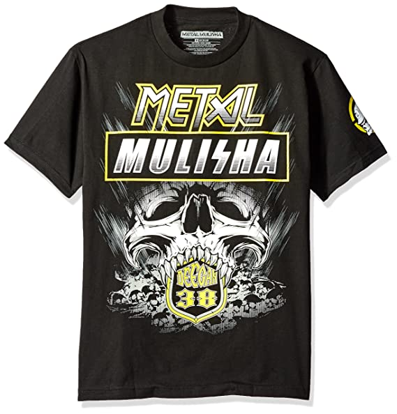 Amazon.com  Metal Mulisha Men s Plus Size Deegan Blast T-Shirt  Clothing fd9e60a72