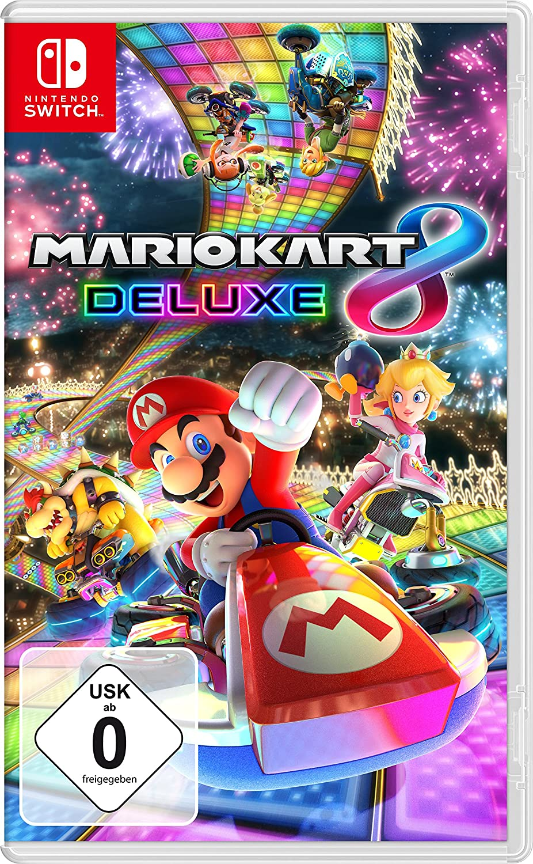 Nintendo Switch Mario Kart 8 amazon
