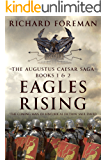 Eagles Rising: The Augustus Caesar Saga Books 1 & 2 (Augustus Series)