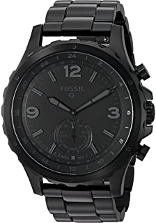 Amazon.com: Fossil Mens Collider HR Heart Rate Stainless ...