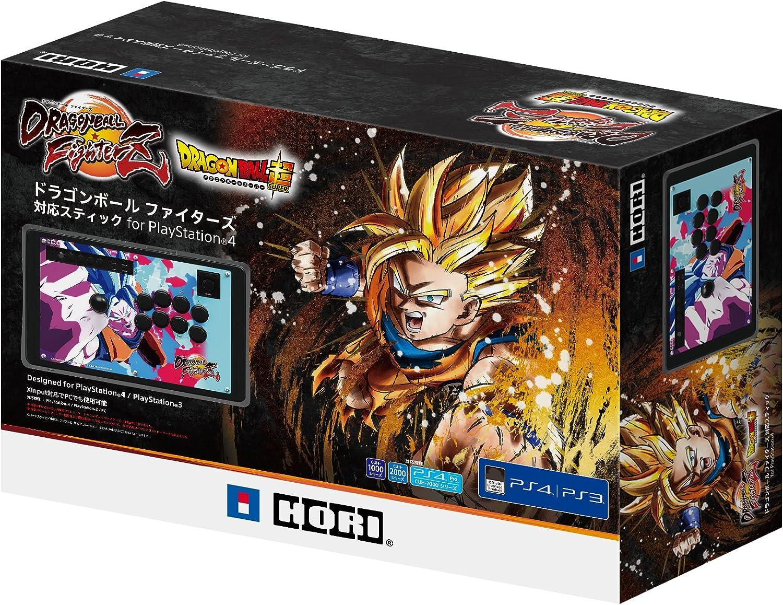Hori Hayabusa Dragon Ball FighterZ Official Arcade Stick [PS4 ...