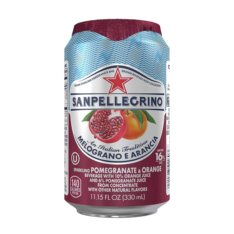San Pellegrino Sparkling Fruit Beverages, Melograno e ...