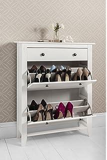 IKEA TRONES - Shoe cabinet/storage, black / 3 pack - 51x39 cm ...