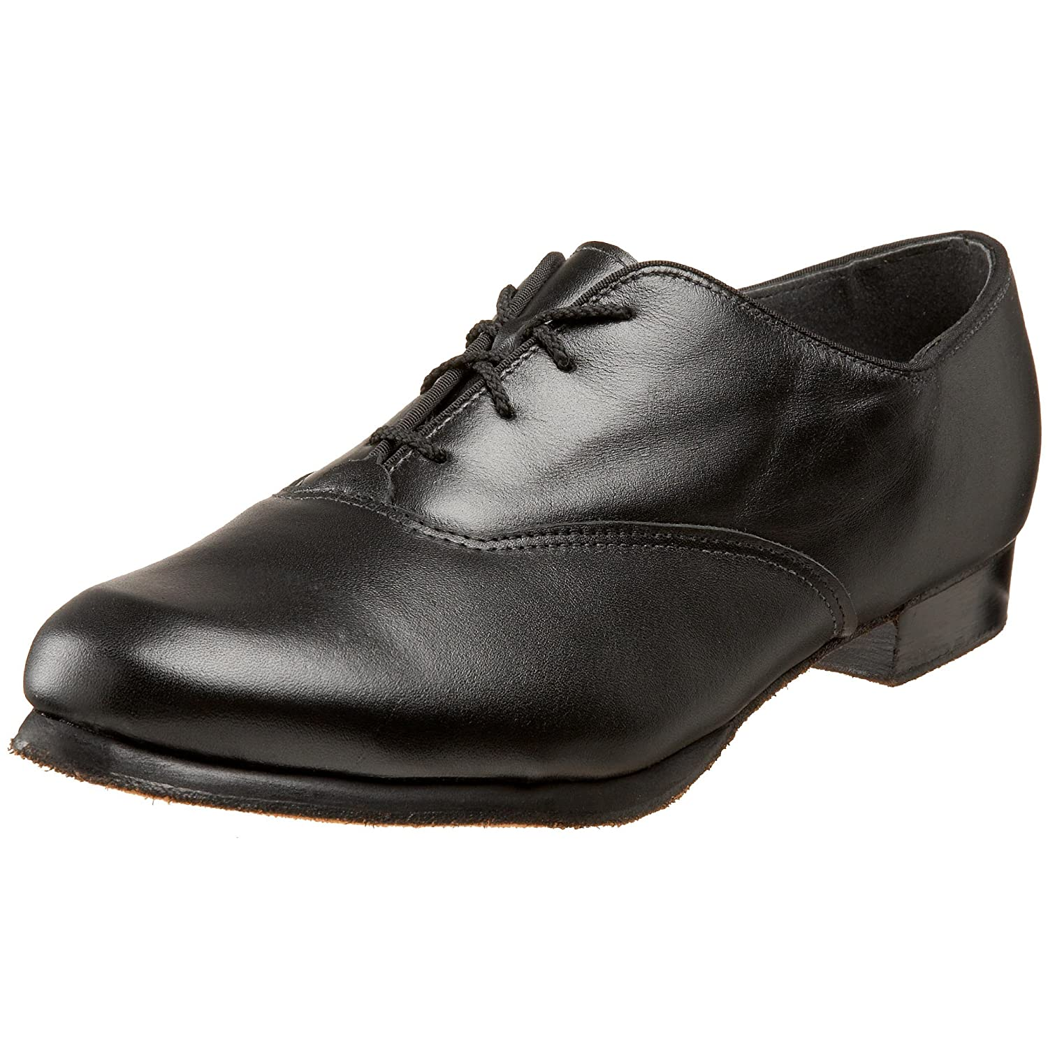 Men's Swing Dance Clothing, Vintage Dance Clothes Mens Dance Shoe Tic-Tac-Toes Mens Hartwick Ballerina $106.00 AT vintagedancer.com