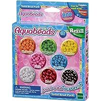 Aquabeads - 79168 - Pack Abalorios sólidos