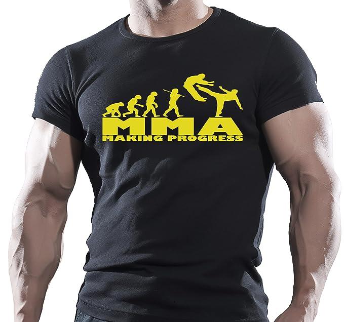 Arubas Uk Mma Gimnasio Y Bodybuilding Para Hombre Avanzando Motivación Goku Camiseta Mma Entrenamiento Top