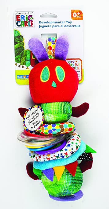 The World of Eric Carl's: The Hungry Caterpillar Jiggle Toy