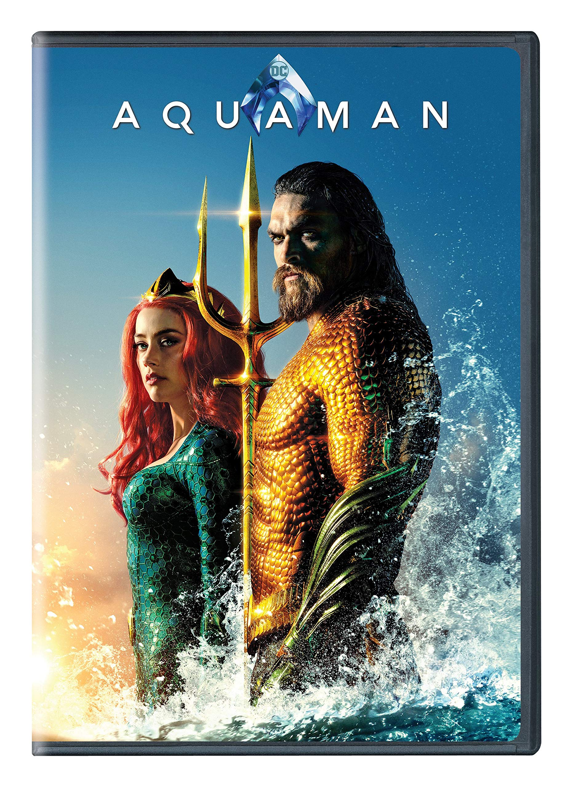DVD : Aquaman (Special Edition, Eco Amaray Case)