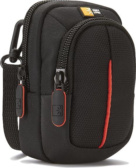 Case Logic DCB302K - Bolsa para cámaras Digitales compactas, Negro ...