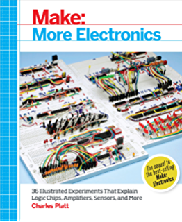 Make electronics learning through discovery charles platt ebook make more electronics journey deep into the world of logic chips amplifiers fandeluxe Choice Image