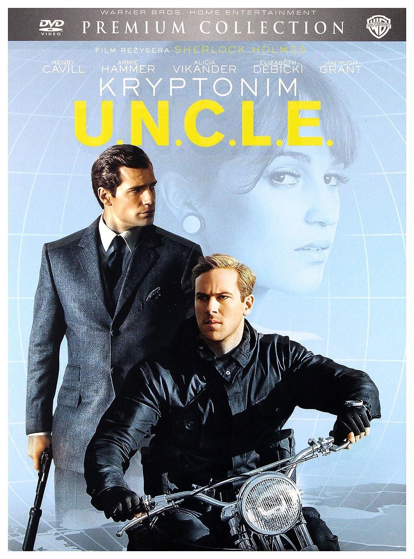 The Man from U N C L E  DVD English audio  English subtitles: Amazon