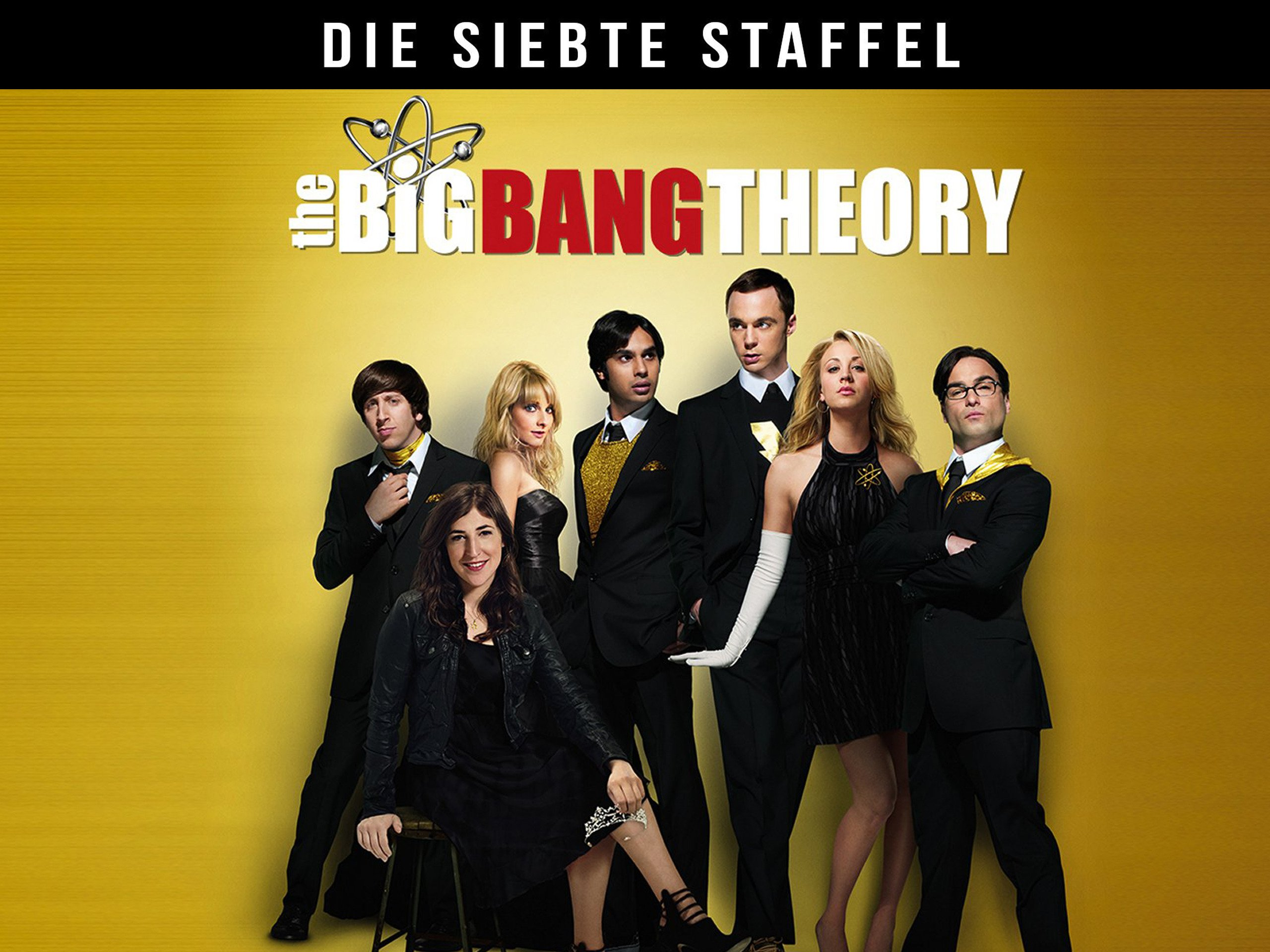 Amazonde The Big Bang Theory Staffel 7 Dtov Ansehen Prime