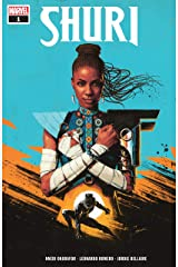 Shuri (2018-2019) #1 Kindle Edition