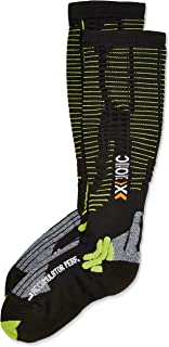 X-Socks Funktionssocken Accumulator Performance, Calze Funzionali Unisex Adulto X020429