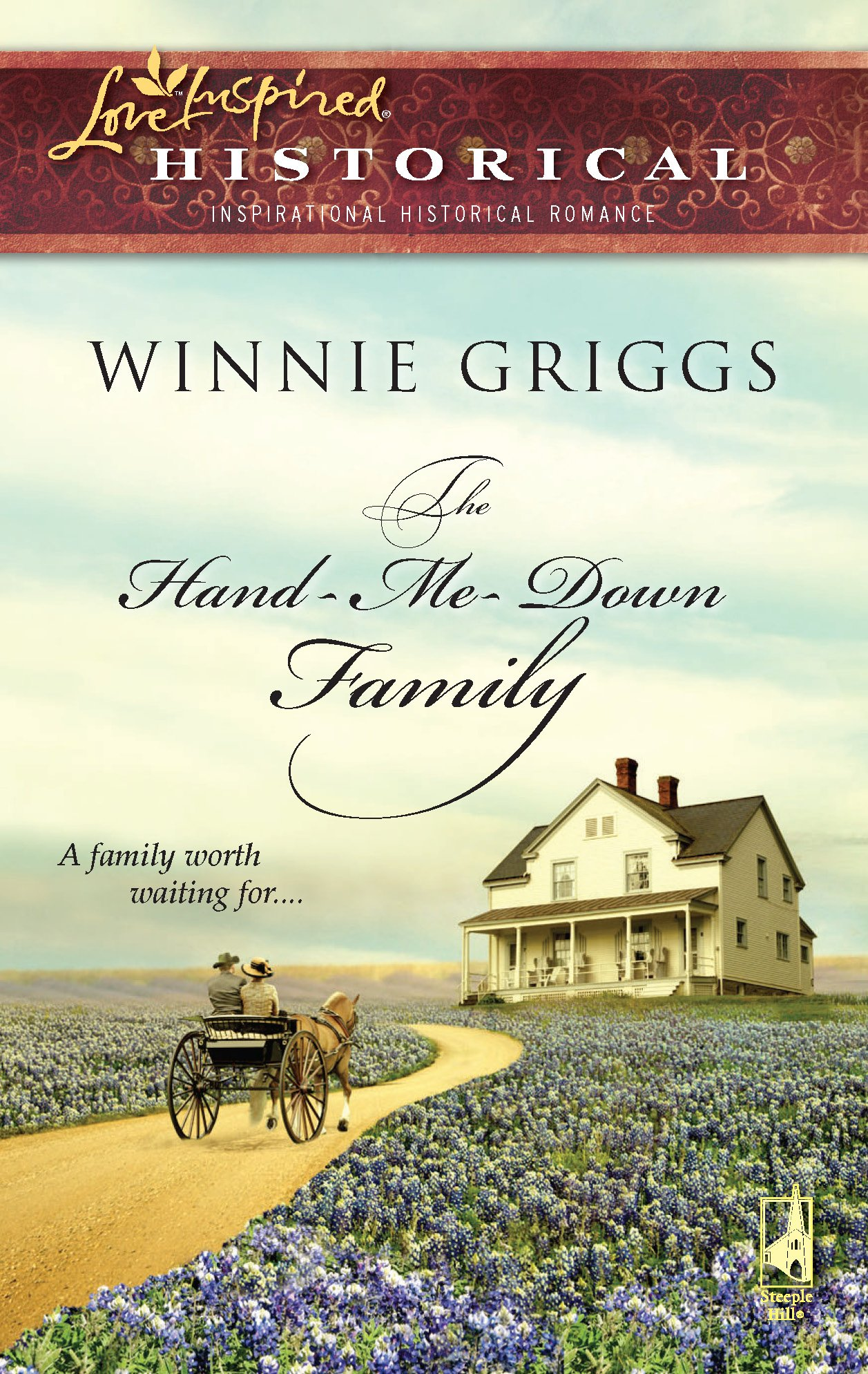 Download The Hand-Me-Down Family (Love Inspired Historical #28) PDF